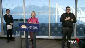 B.C. health officials hold March 18 coronavirus update