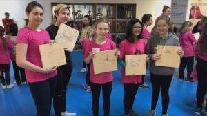Girls on Fire Confidence Conference builds self-esteem in Edmonton (05:14)