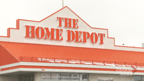 Police looking for man suspected of stealing equipment at multiple Home Depots