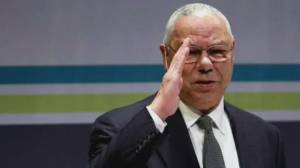 Colin Powell, first Black U.S. secretary of state, dies at 84 (02:36)