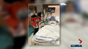 Father of 2 boys injured in Smoky Lake school bus crash speaks out