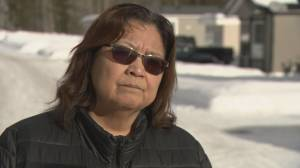 Concerned Wet'suwet'en member speaks to problems with cross country protests