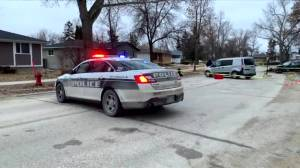 Dale Boulevard crash (00:58)