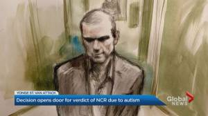 Alek Minassian verdict may set precedent for future NCR cases (01:57)