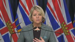 B.C. officials report 738 new cases of COVID-19, 13 additional deaths (05:40)
