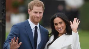 Prince Harry and Meghan drop royal duties and HRH titles