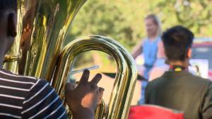 Musicians gather to play in Saskatchewan Parks (01:47)