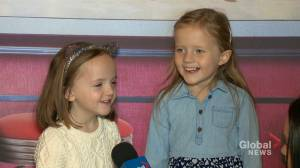 Tiny stars set to steal the 'Waitress' show in Calgary