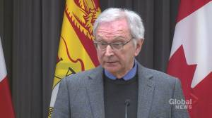N.B. Premier appoints Glen Savoie as minister in charge of Francophone