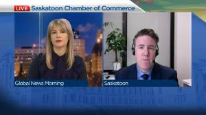 Saskatoon Chamber of Commerce on economic issues