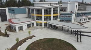 Brand new school set to open in Surrey, B.C. (02:29)