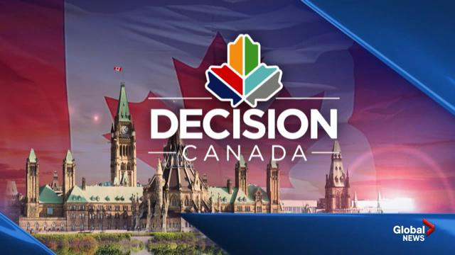 Global News at 6 anchor talks Decision Canada