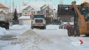 City of Edmonton employees raise concerns with winter roads