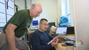 Dalhousie university researcher recognized nationally for his work in energy storage (02:13)