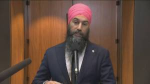 Singh says he's focused on Trudeau government changing 'how they do things' over cabinet shuffle