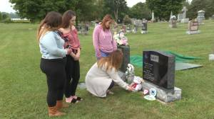 """""""I'm never going to be able to hear him talk or say I love you,"""" says grieving mother"""