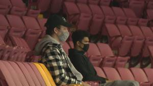 Hockey on hold, no on-ice practice for BCHL hockey players (02:44)
