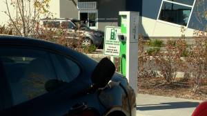 Canada aims to shift to electric vehicles by 2035 (02:05)