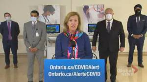 Coronavirus: Elliott says lack of an 'epidemiological link' is concern as cases in long-term care rise in Ottawa (02:02)