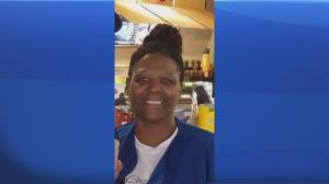Police charge son of missing Brampton woman with murder (01:51)