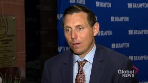 Brampton Mayor Patrick Brown explains why city council declared health-care emergency