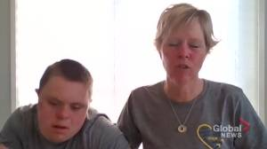 Down Syndrome Association of Peterborough celebrates World Down Syndrome Day (02:36)