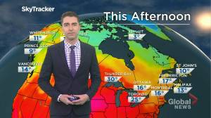 Saskatchewan weather outlook: June 2