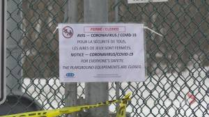 Coronavirus: Montreal suburb asking residents to report group gatherings