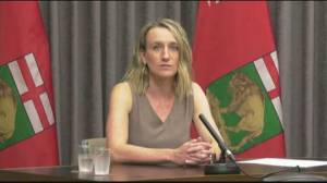 Manitoba expands COVID-19 vaccine booking eligibility for 2nd dose (00:54)