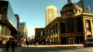 Potential coronavirus vaccine welcomed by Calgarians weary of COVID-19, economic downturn (01:49)