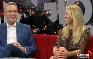 Gord Steinke interviews the new hosts of 630 CHED Mornings (03:53)