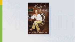 Dorinda Medley on her new memoir 'Make It Nice' (04:40)