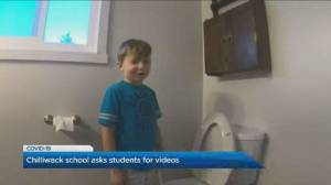 Chilliwack school asks kids for videos of what they are learning at home