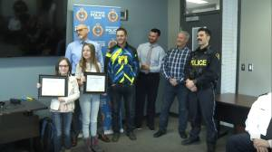 Peterborough's Pedal for Hope team receives award for annual impact