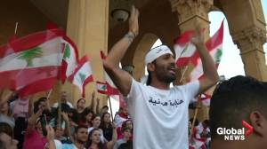 Lebanon protests: Younger generation ditches differences to target 'unjust' system