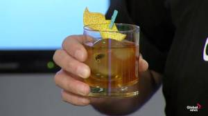 Hansen Distillery mixes up a moonshine old fashioned