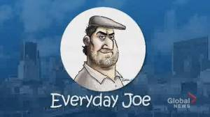 Everyday Joe: Winter blues (02:20)