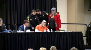 'Golden State Killer' victims face their attacker as he pleads guilty