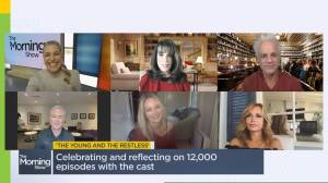 'Young and the Restless' cast on disastrous fashion choices (02:19)