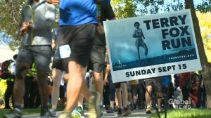 Stories of support and survival highlight 39th Terry Fox Run in Regina