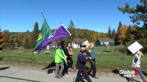 Scouts fight back against camp closure