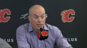 Calgary Flames' TJ Brodie update: why people faint