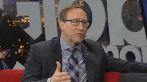 Peter MacKay talks pipelines, protests and more during Edmonton visit (07:18)
