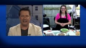Chef Emily Richards chats with GNM (05:00)
