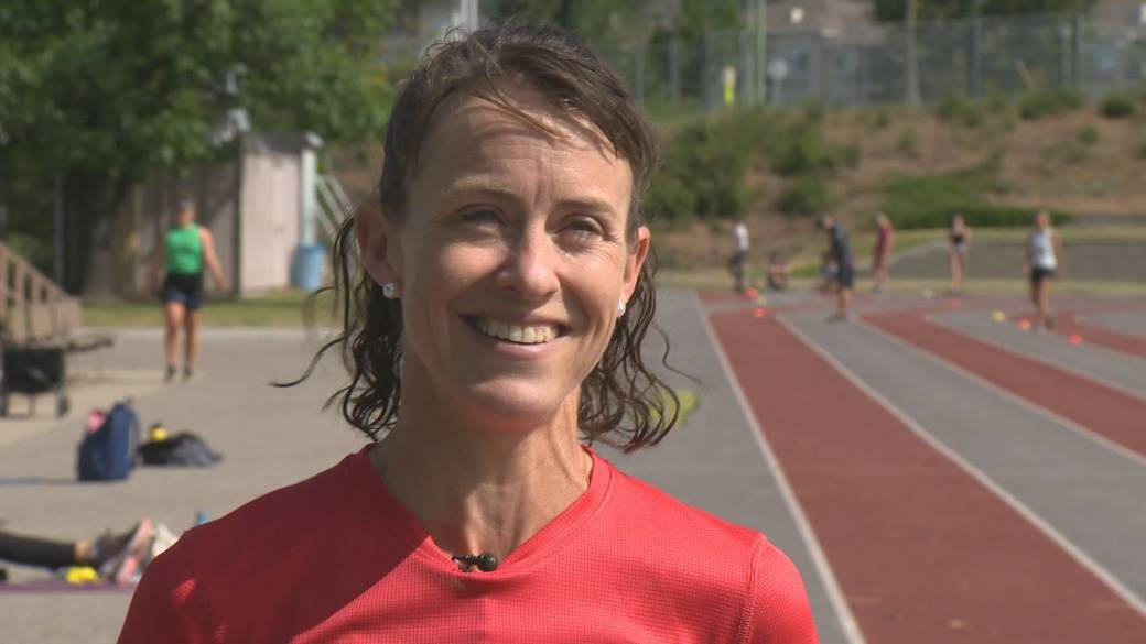 Click to play video: 'Okanagan athlete eyeing return to Olympics Games, 17 years after first trip'