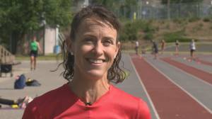 Okanagan athlete eyeing return to Olympics Games, 17 years after first trip (02:26)