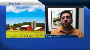Matt Lee shares tips on buying a farm