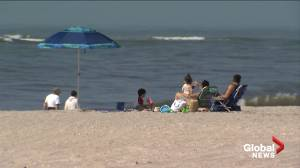 Coronavirus outbreak: New York beaches to open for Memorial Day weekend but for locals only