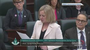 Notley calls out Kenney for UCP social media post against Calgary Chamber of Commerce