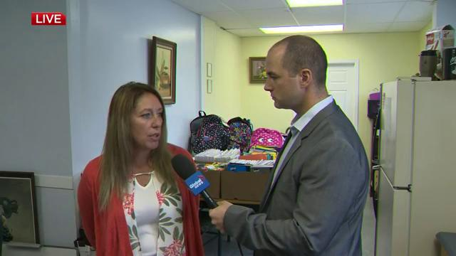 Parker Street Food & Furniture Bank looking for school supply donations